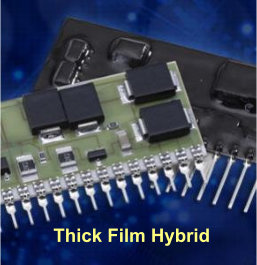 ISSI Thick Film Hybrid